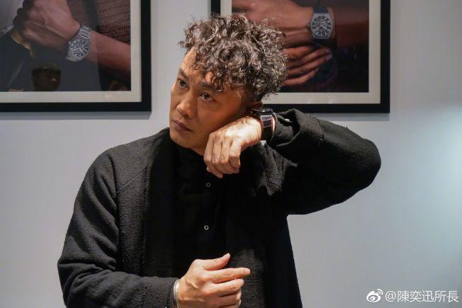 香港局勢持續升溫,陳奕迅取消紅磡體育館演唱會。(取材自微博)