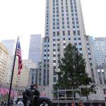 紐約迎百萬耶誕人潮 洛克菲勒中心附近將封路