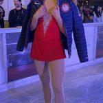 桑尼維爾滑冰場開幕 奧運好手演出