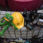 港府停收玻璃容器 理由竟是因為怕丟汽油彈