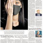 香港「爆眼少女」登紐約時報頭版