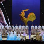 金雞獎大堆頭歌舞秀 網友酸:是在看春晚?