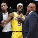 NBA/朗度踢人又罵裁判 3.5萬元飛了