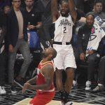NBA/2季9度飆進關鍵超前分 雷納德高居聯盟第一