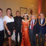 夏威夷菲裔慈善組織募款餐會 頒獎學金、褒揚贊助人士