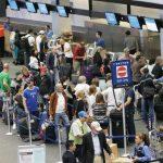 金山機場破紀錄 感恩節假期 10天120萬旅客