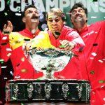台維斯盃╱納達爾領軍 西班牙退加國奪冠