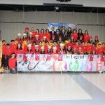 傳奇龍舟隊參加感恩節遊行