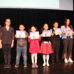 「生命之音」畫展 華裔兒童秀創意 5優秀者獲獎