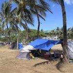 卡馬利迷你公園因遊民盤據打算關閉 檀香山市議會惹議