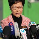 港媒:北京或會考慮林鄭月娥去留