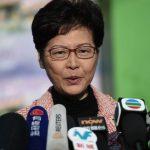 選舉慘敗後香港特首林鄭願認真反思 英國表歡迎