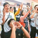 香港區選大翻盤 1張圖 看泛民主派壓倒性勝利
