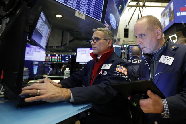 預期獲利和基本面疲軟,2020年股市將下跌。(美聯社)