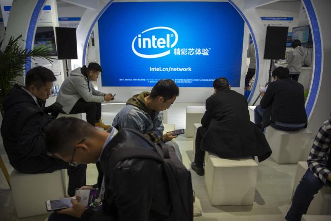儘管經濟不景氣,但尤其是晶片製造商已被證明仍可依靠。(美聯社)