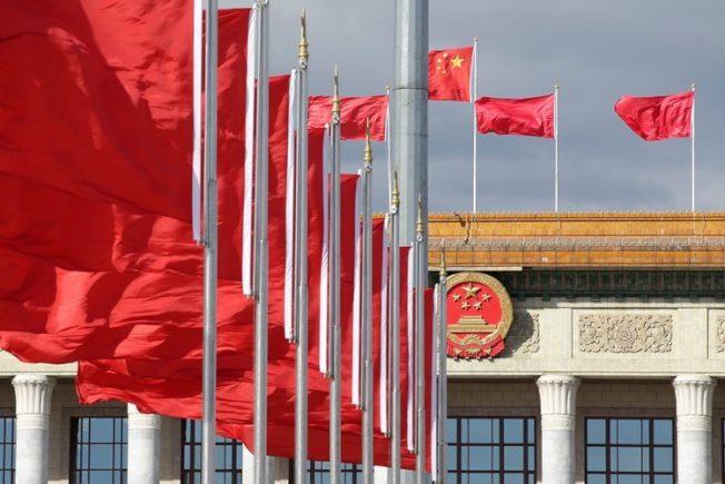 北京傳深圳設指揮中心應對香港示威。(路透資料圖片)