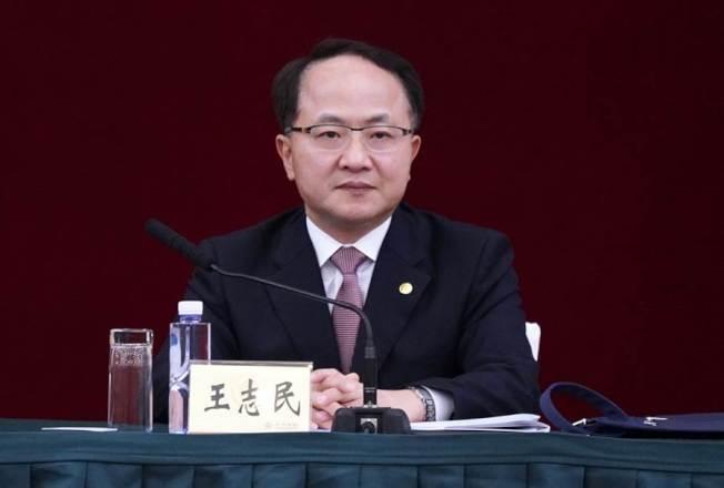 王志民。(中新社)