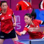 華裔3將打主力美再進世乒女團8強