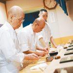 12年紀錄破功 「壽司之神」跌出東京米其林指南