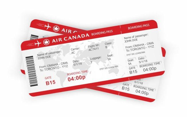 許多旅客上飛機前都習慣列印登機證,但若不妥善保管,紙本登機證恐幫助駭客竊取旅客長年累積的飛行哩程。( 取自推特)