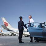 中國國際航空推出專車接送服務