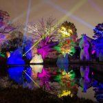 費城動物園彩燈秀「照亮自然」 亮燈