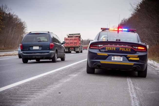 紐約州警從27日起啟動感恩節假期特別執法。(州警提供)