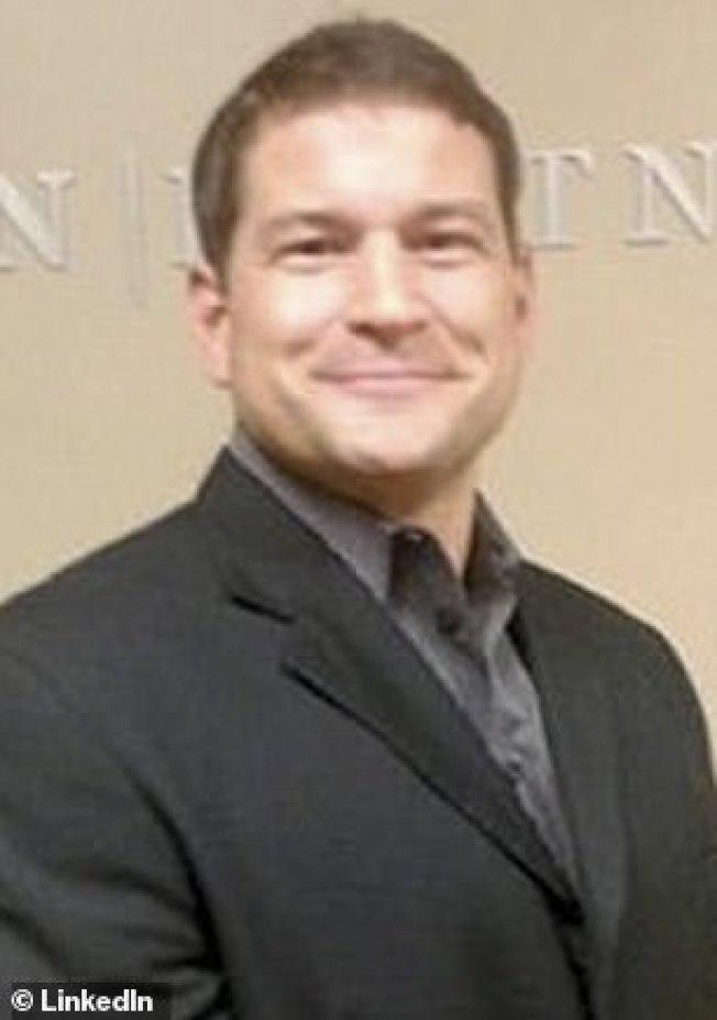 一家大型獵頭公司因未能約束高管萊格(見圖),放任他性騷擾女下屬維羅妮卡.麥拉斯,結果被紐約市人權委員會重罰。(取自LinkedIn)