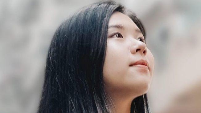 香港政壇新秀傅佳琳。(取自臉書)
