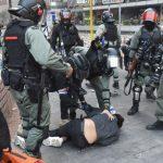 反送中示威男向港警吐口水 入獄10個月