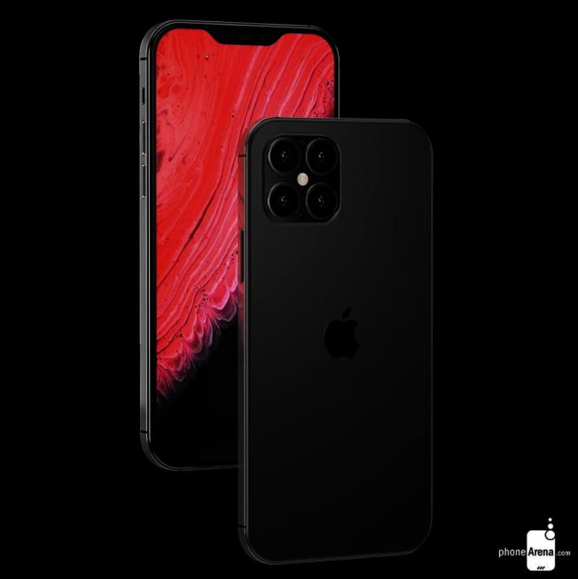 謠傳 iPhone12外型將回歸方正設計風格。(取材自instagram)