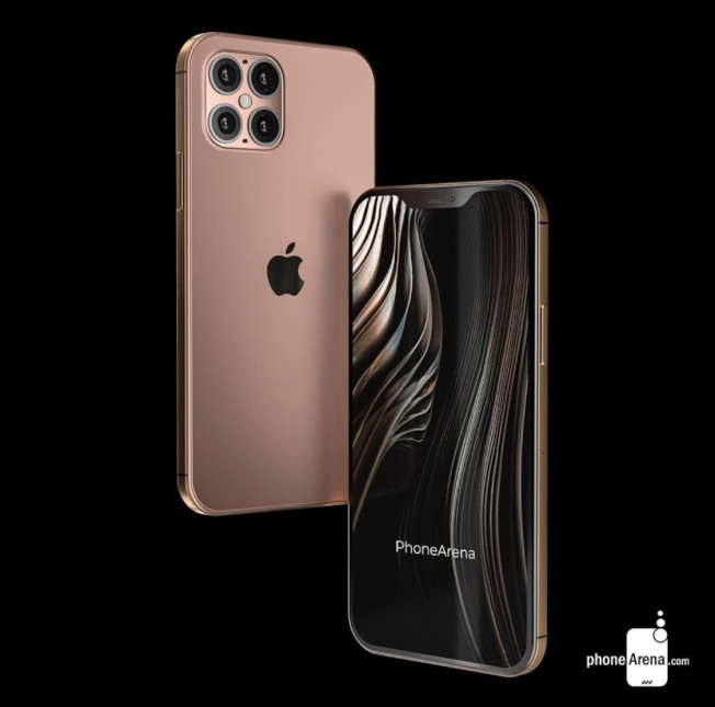 iPhone12可能推出新色「玫瑰金」,令少女粉絲十分期待。(取材自instagram)