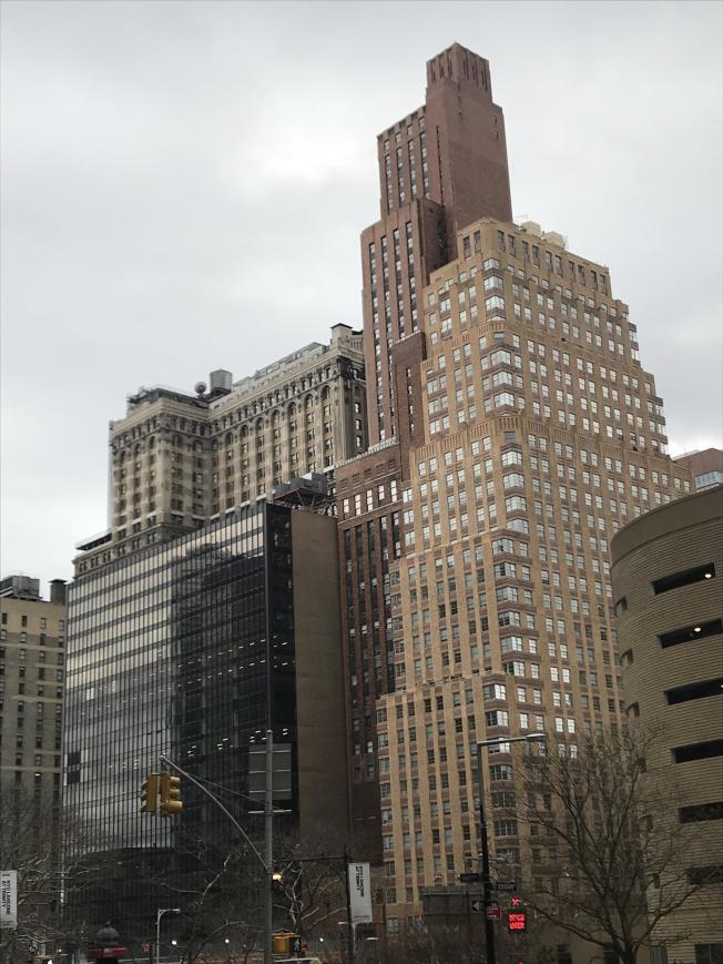 7月上路的豪宅稅,帶動曼哈頓豪宅租屋市場需求增加。(記者邵冰如/ 攝影)