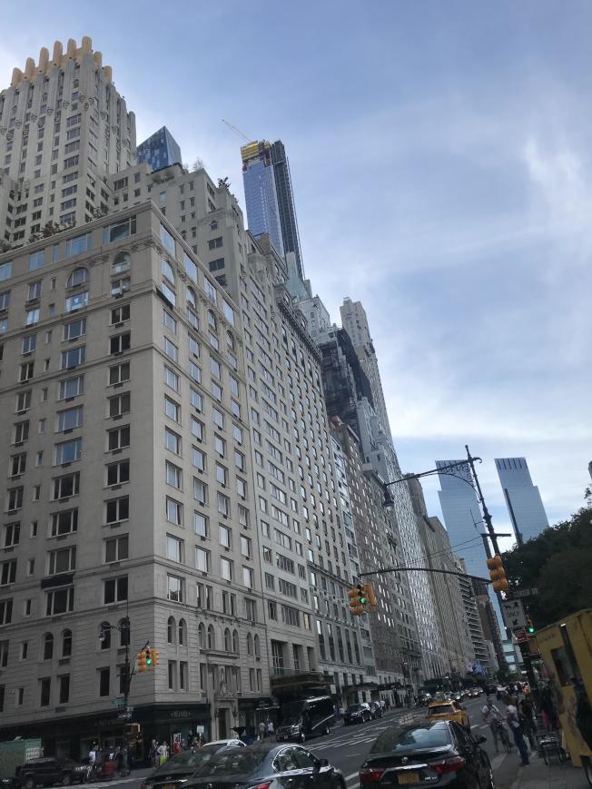 2019年已進入尾聲,曼哈頓租屋市場的租金上漲趨緩。(記者邵冰如/ 攝影)