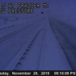 5號高速公路Grapevine一帶積雪深   南北雙向皆遭關閉