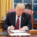 川普簽署香港法案 貿易戰添變數