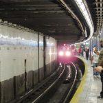 紐約地鐵周末變動(11月29日至12月2日)