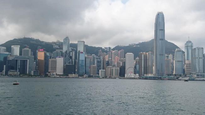 香港房價連跌5個月,但10月跌幅已較9月縮小。聯合報系資料照片