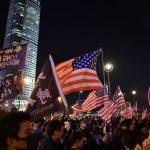 1張圖看香港法案關鍵 港人遊行感謝川普感恩節大禮