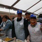 巴沙迪那發放感恩餐 亞裔遊民增多