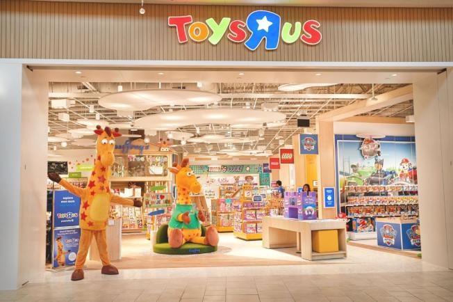 玩具反斗城重生 首家門店新州開業