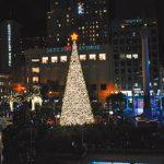 聯合廣場聖誕樹 布里德點燈