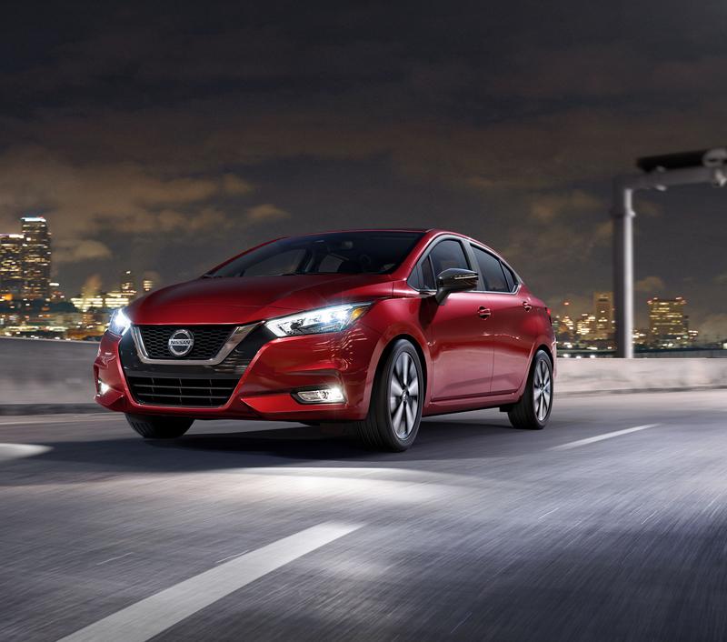 Versa是日產賣得最好的小型車。(Nissan提供)