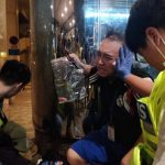 議員耳朵被咬斷  香港衝突又升高