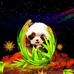 🐼 【11/21抽獎已結束】 「小熊貓在哪?」 找2個熊貓頭就抽 Hello Panda Festival門票