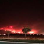聖塔芭芭拉山火 宣布緊急狀態