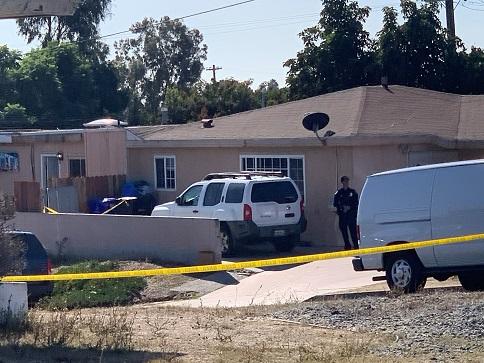 加州聖地牙哥16日發生槍擊案,至少造成5死1傷。(美聯社)