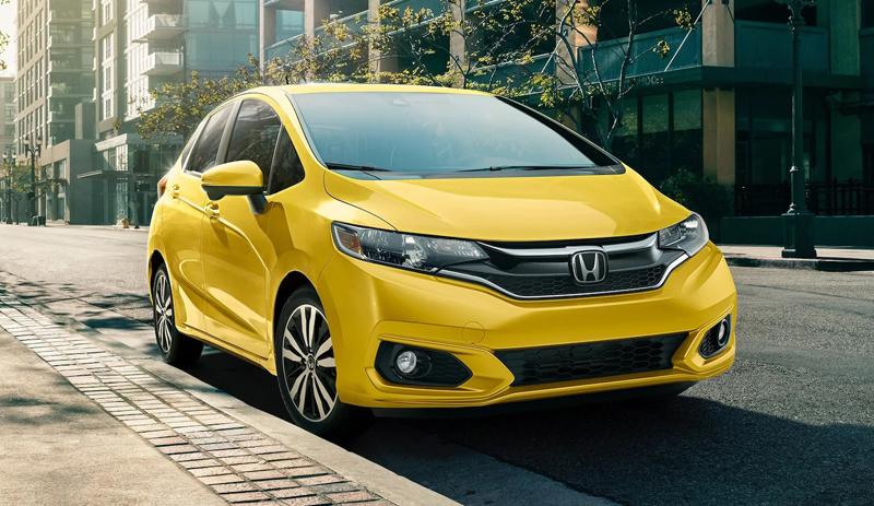 Honda Fit在廉價車中的總體車評不錯。(Honda提供)