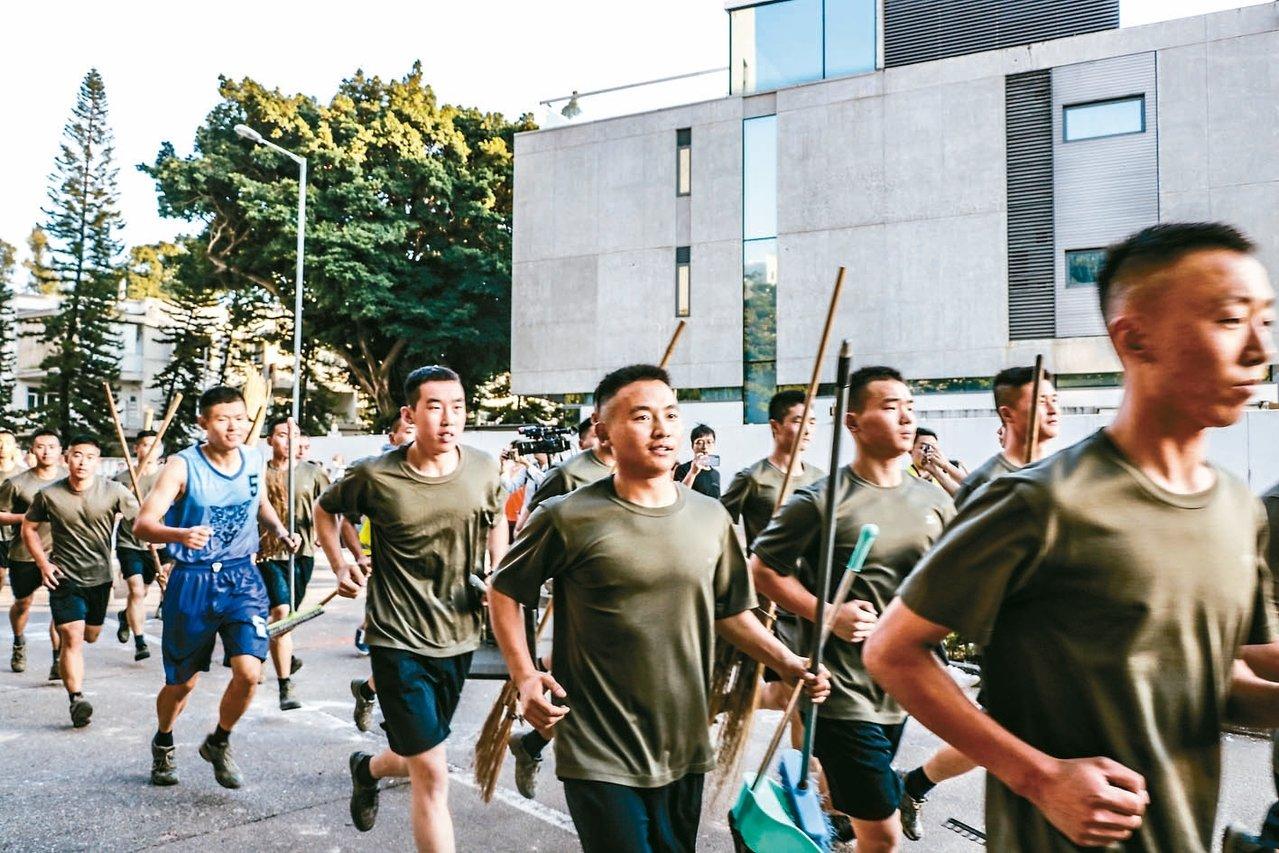 华邮:北京对港恐采更激烈手段美须准备应对
