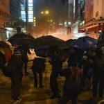 數千示威者圍魏救趙 香港反送中民氣未散